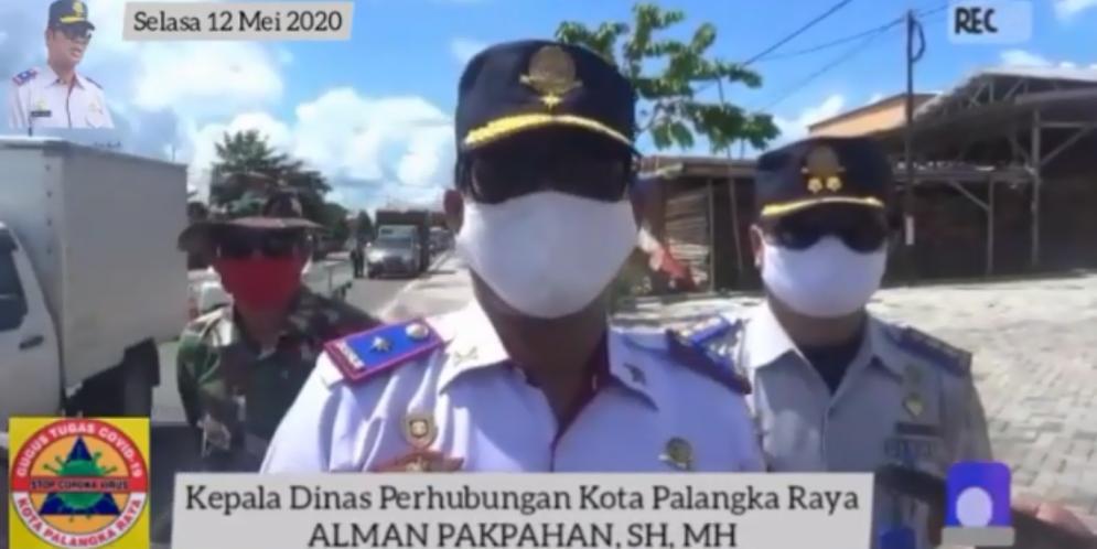 #49 HARI KE-2 PSBB DI PALANGKA RAYA