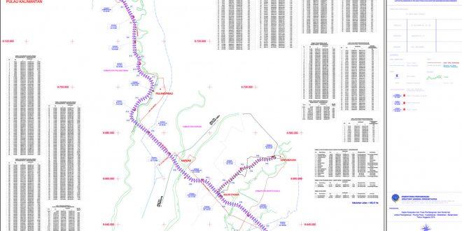 Data Trase Kereta Api Palangka Raya – Pulang Pisau – Kuala Kapuas – Marabahan-Banjarmasin