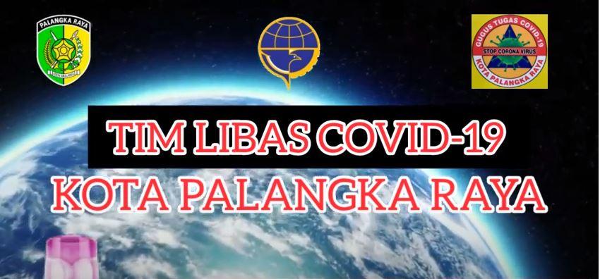 Dokumentasi POS LIBAS COVID-19 KOTA PALANGKA RAYA