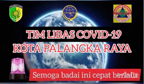 "DOKUMENTASI TIM LIBAS COVID-19 ""POS LIBAS DI AKHIR JULI 2020"""