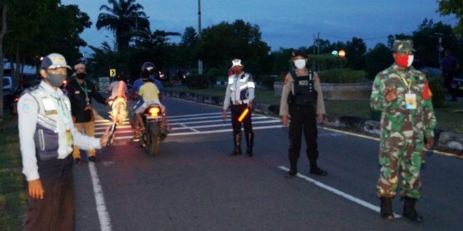 Penindakan Tim URC Pemerintah Kota Palangka Raya